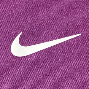 Nike Tops - Nike Running Dri Fit Purple Long Sleeves Fitted SM